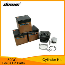 Garden Tools 5200 52cc Chainsaw Spare Parts Chain Saw Cylinder Kit