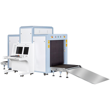 x-ray container, x ray security system, security converyor blet machine