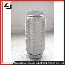 stainless steel exhaust pipe for reducing air pollution