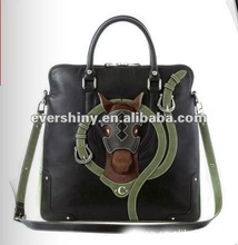 Vintage Celebrity Tote Shopping fashion lady bag