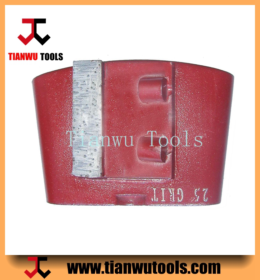 TIANWU htc diamond grinding tools for concrete expoxy,coating,glue removal