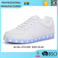 Shining Cool Led Shoes With Usb Charger