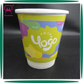 Custom printed disposable hot drink 16oz double wall paper cup