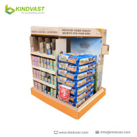 cardboard merchandising display racks