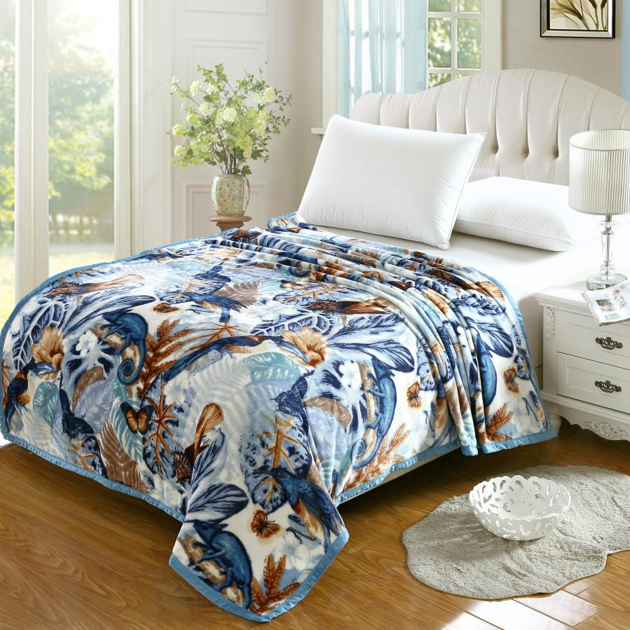 100% Polyester Mink Blankets and Korean 3D Bed sheet Sets