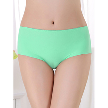 Best sell comfortable low-rise briefs cute cheap seamless women tight panties ladies sexy inner wear underwear