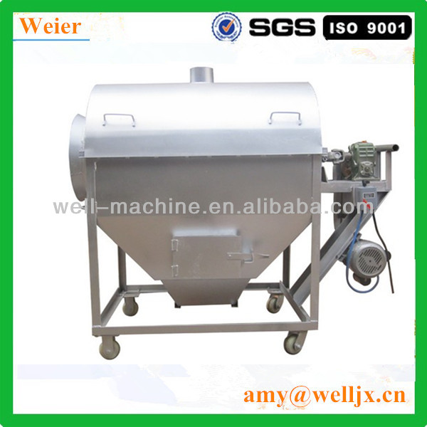 Hot selling multi-function Chili peppers roasting machine 0086 18838017889