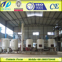 Waste activated bleaching earth extraction machine