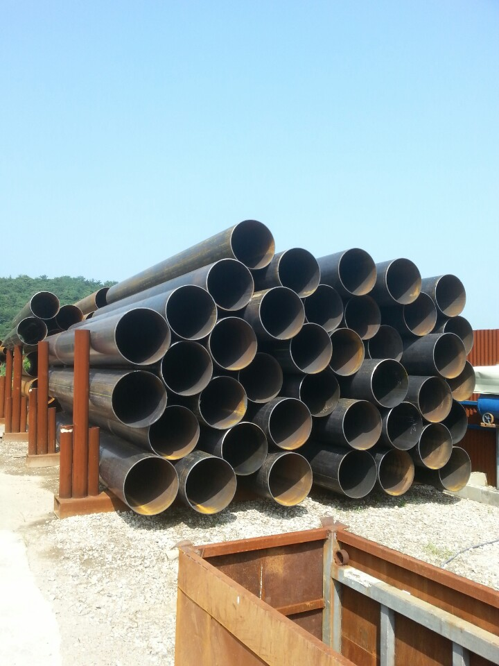 secondary steel pipe