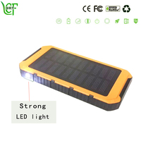 CE ROHS cell phone super solar charger rechargeable mobile phone charger