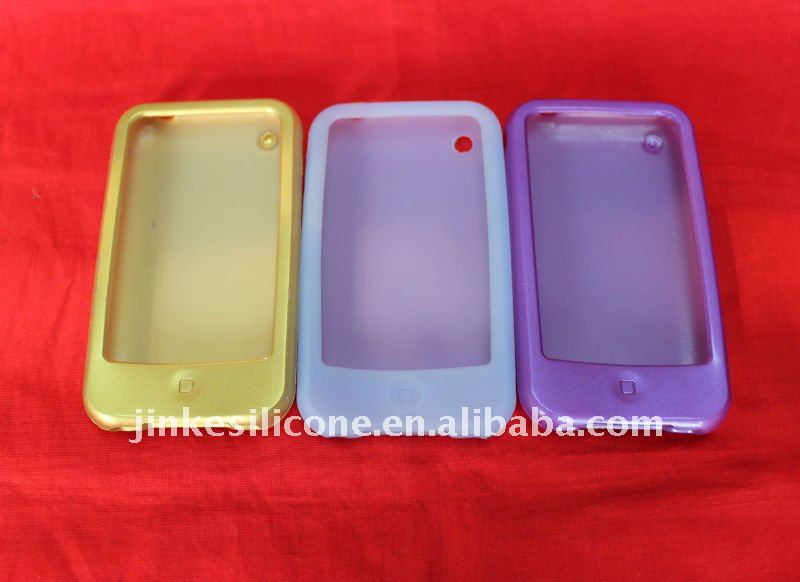 Non-toxic healthy mobile phone silicone case