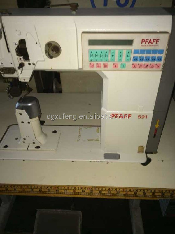 industrial pfaff sewing machines for sale model 591