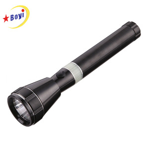 Aluminum Alloy IP65 3W high focus rechargeable work flashlight