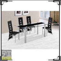 Cheap Designs Big Size Dining Table