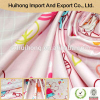 Latest Style Small MOQ Polyester fabric print names