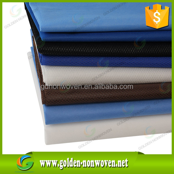 pp spunbonded nonwoven fabric, wholesale non woven fabric cloth roll for wall paper