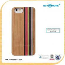 Newest Design Slim Hard Wood Phone Case For Iphone 6s Case, For Iphone 6s Cover Phone Case