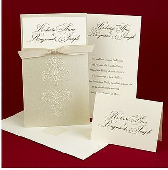 Wedding Supplies wedding invitations Embellished