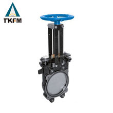 Chinese direct factory screw type 10 inch c.i .gate valve with rubber wedge