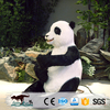 Life size simulation mechanical panda model for sale
