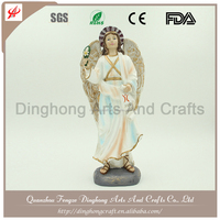 Polyresin Wholesale For Home Decoration Unique Angel Home Decorations