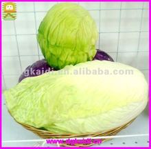 decorative artificial cabbage ,imitate fruit and vegetable ,manmade fake cabbage