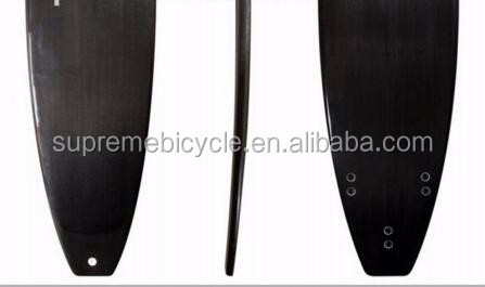 New Arrival! lightweight 100% full carbon fiber material carbon surfboard with Round Tail / Squash Tail