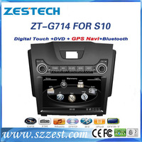 ZESTECH 2 Din Car DVD Audio Monitor player with GPS Navigation for Holden Colorado