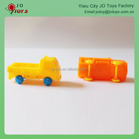Plastic promotion miniature toy truck