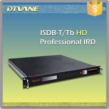 (DMB-9040) DIGITAL TV Headend SD/HD MPEG2/H.264 Decoding Professional IRD ISDB-T/Tb to HDMI Decoder