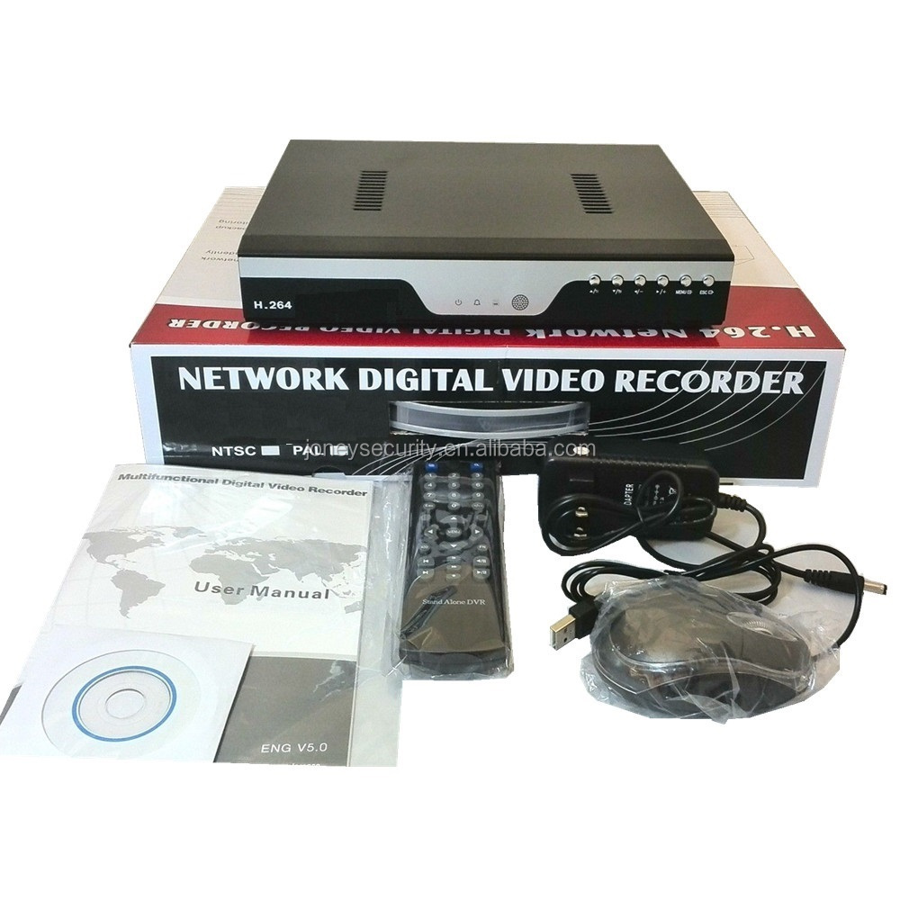 4 Channel AHD DVR 4ch AHD CCTV DVR 1080p