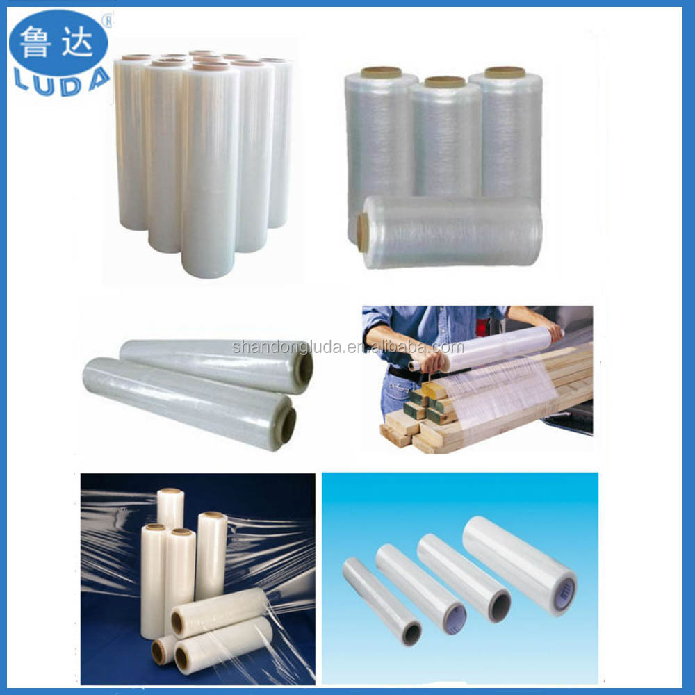 Hot sale cheap pallet wrap plastic LLDPE stretch film