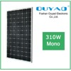 Home Application stock solar panel 310w made in China