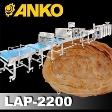 Anko Scale Making Freezing Filling Frozen Paratha Making Machine
