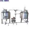KUNBO MicroBrewery Mini Brewery Small Beer Brewing Equipment for Sale