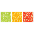 HD Printed Triptych Lemon Fruit Canvas Prints Wall Paintings for Dining Room Modern Home Goods Gift/SJMT1918