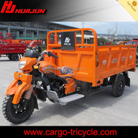 Heavy cargo loading tri wheel motorcycle/three wheel motorcycle manufacturing