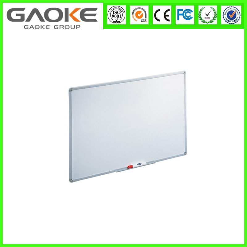 Wipe dry virtual electronic whiteboard double sided magnetic whiteboard