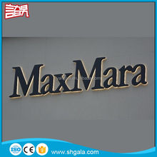 High grade Beautiful Design new type high quality metal letter sign