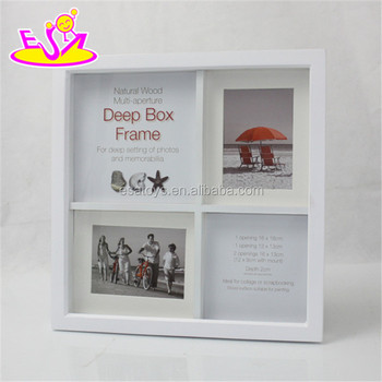 New product wooden photo frame wholesale,wooden toy photo picture frame,hot selling wooden love photo frame W09A011