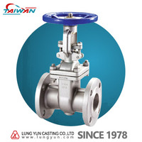 Stainless Steel Gate Valve Class 150