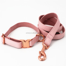 personalized diy pet dog collars PU leather personal custom pet pupply designer product dog &cat necklace Pet Collar