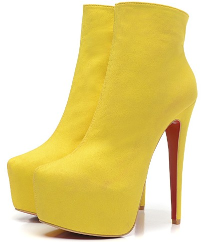 designer women's shoes ladies casual high heels boots 2014