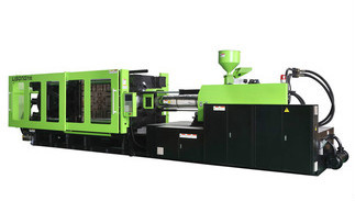 LS1080J5 Two platens Plasitc dustbin injection molding making machine