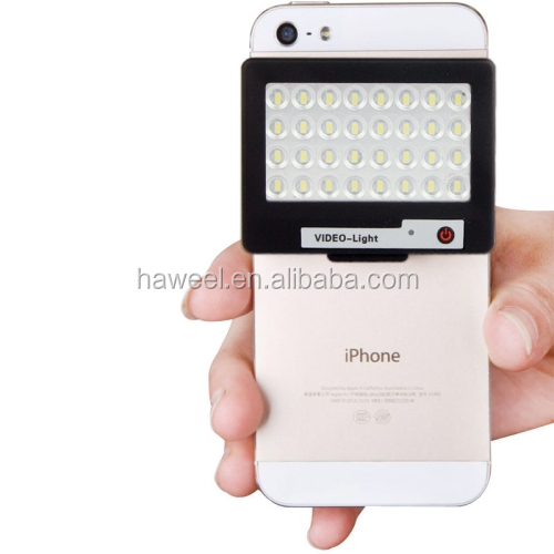 hot new products Mini 32 LED Powerful 5600K Photo Video Light