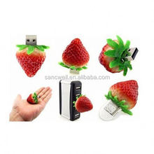 2014 new product wholesale corn shape customized usb flash drive usb free samples made in china