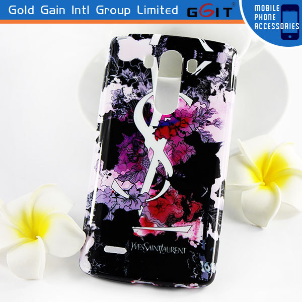 Cheap Price soft tpu case for LG G3 cover case, water printing case for LG G3