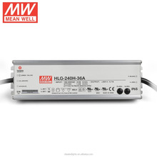 HLG-240H-36A Meanwell driver 240W with CE ROHS UL