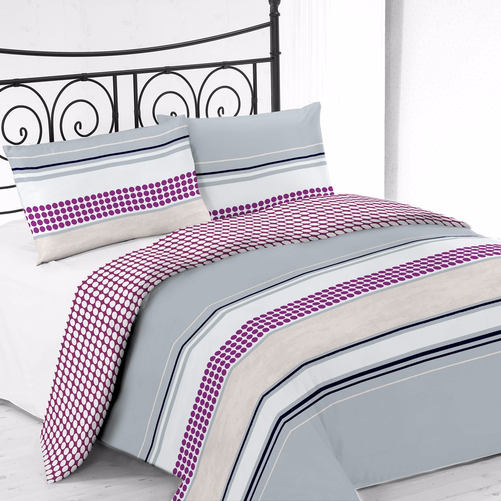 100 Polyester Custom Print Commercial Bed Linen