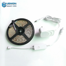 UEMON Smart <strong>RGB</strong> Waterproof 5050 SMD WIFI LED Rope Strip Light Works with Alexa